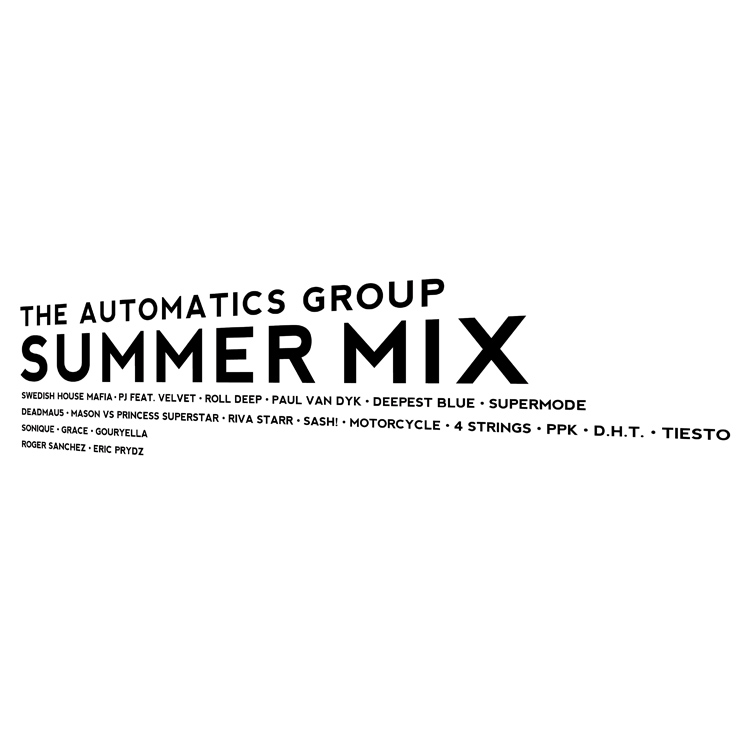 Summer Mix cover